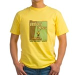 Knots Knots Yellow T-Shirt
