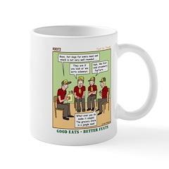 Menu Planning Mug