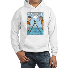 Weather Rock Rain Hoodie