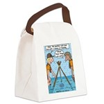 Weather Rock Rain Canvas Lunch Bag