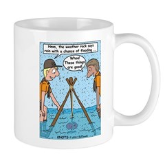 Weather Rock Rain Mug