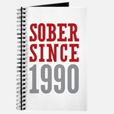 Sober Since 1990 Journal