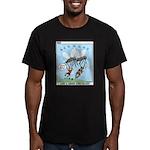 Bug Spray Men's Fitted T-Shirt (dark)