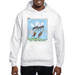 Bug Spray Hooded Sweatshirt