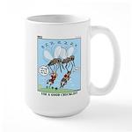 Bug Spray Large Mug
