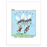 Bug Spray Small Poster