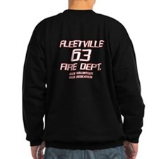 Fleetville Fire Company Sweatshirt Station Shirt