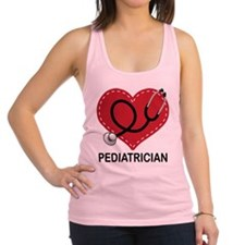 Pediatrician Gift Racerback Tank Top
