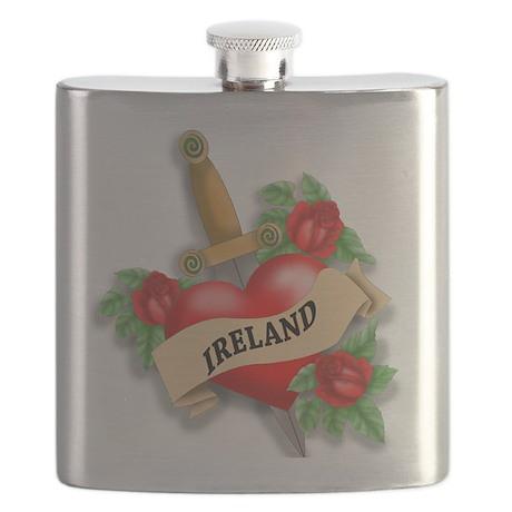 tattoo ireland.png Flask