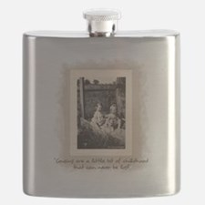 Cousins and Childhood Flask