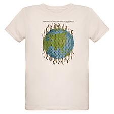 Geographic Tapestry Organic Kids T-Shirt