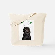 Irish lab Tote Bag