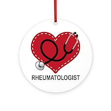 Rheumatologist Gift Ornament (Round)