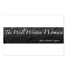 WWW Logo Postcards (Package of 8)