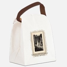 Cousins and Childhood Canvas Lunch Bag