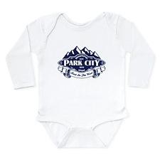 Park City Mountain Emblem Long Sleeve Infant Bodys