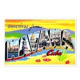 Cuba postcards vintage Postcards