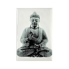 Buddha Rectangle Magnet