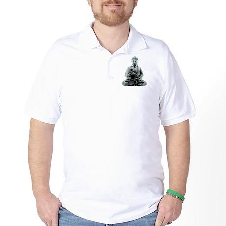 Buddha Golf Shirt