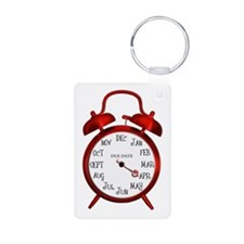 Red Alarm April Due Date Center.png Keychains