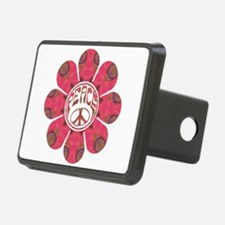 Peace Flower - Affection Hitch Cover