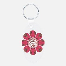Peace Flower - Affection Keychains