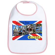 Montreal Quebec Canada Bib