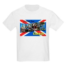 Montreal Quebec Canada T-Shirt