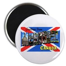 "Montreal Quebec Canada 2.25"" Magnet (10 pack)"