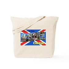 Montreal Quebec Canada Tote Bag