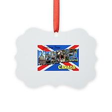 Montreal Quebec Canada Ornament