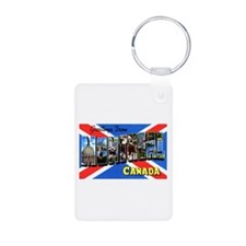 Montreal Quebec Canada Keychains