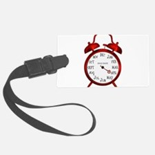 Red Alarm April Due Date Center.png Luggage Tag