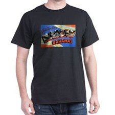 Nassau Bahamas Greetings T-Shirt