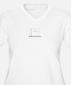 Women in a Binder T-Shirt