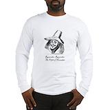 Guy fawkes Long Sleeve T Shirts