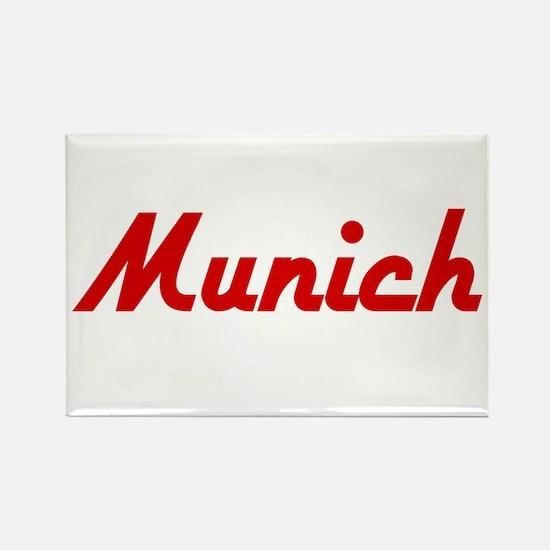 Munich - Rectangle Magnet