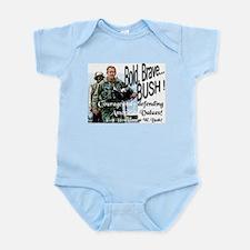 Bold Brave...Bush! Infant Creeper