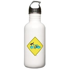 Cute Riding Water Bottle