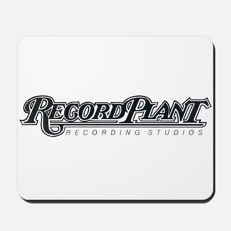 Record Plant Mousepad