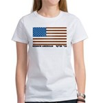 Jewish Flag Women's T-Shirt