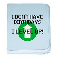 I dont have birthdays baby blanket