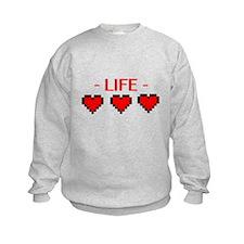 Life Hearts Sweatshirt