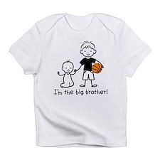 Cute Big brother Infant T-Shirt