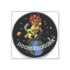 Doodlebuggers Oval Sticker