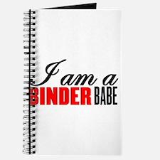 I am a Binder Babe Journal