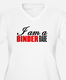 I am a Binder Babe T-Shirt
