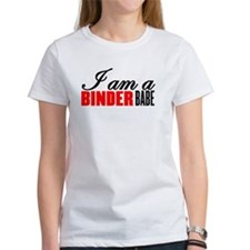 I am a Binder Babe Tee