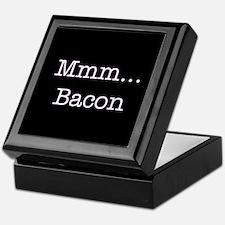 Mmm ... Bacon Keepsake Box