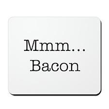 Mmm ... Bacon Mousepad
